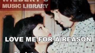 LOVE ME FOR A REASON - Christopher de Leon