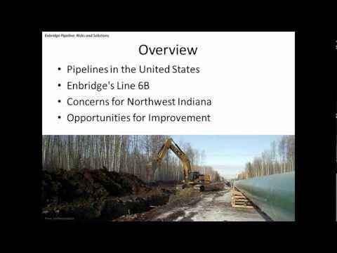 Enbridge 6b Pipeline Risks and Solutions