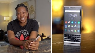 Video Blackberry Key 2 Unboxing + First Impressions! download MP3, 3GP, MP4, WEBM, AVI, FLV Juni 2018