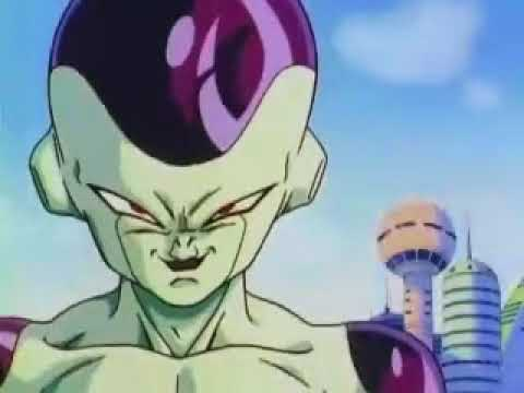 gt frieza (post training in hell) vs broly - YouTube