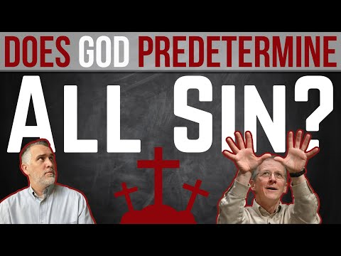 Does God Predetermine All Sin?