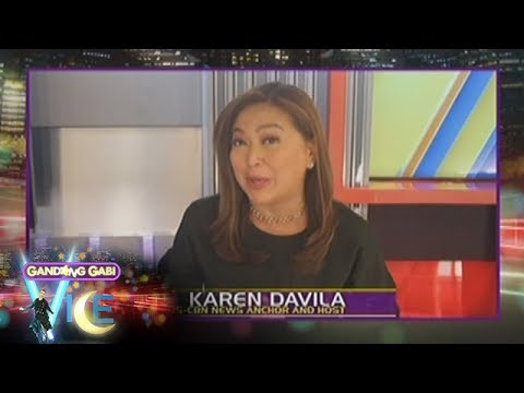 GGV: Karen Davila gives message to KaladKaren Davila
