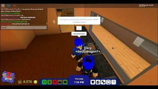 How to place down food in roblox rocitizens | Tutorial