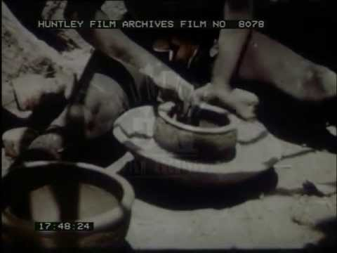 Cameroon, (formerly Cameroun), Africa, 1950's -- Film 8078