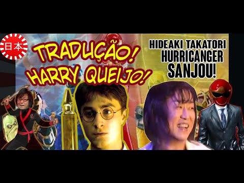 Hideaki Takatori Hurricanger Sanjou! [Tradução - Harry queijo!]