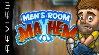 Mens Room Mayhem Review