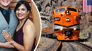 Train runs over woman: Conductor killed after falling out of moving train in Colorado - TomoNews