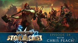StormCast – Episode 28: Chris Peach