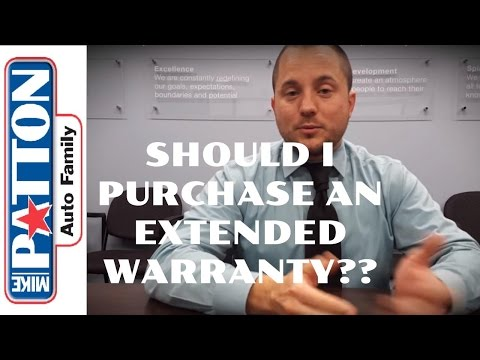 ask-the-dealer:-should-i-buy-an-extended-warranty-or-service-contract?-#abetterplacetobuy