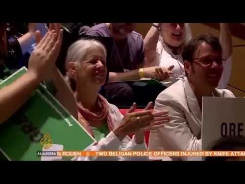"""Jill, Not Hill!"" 2016 US Green Party National Convention"