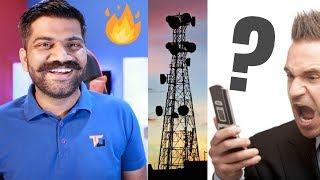 Call Drops?? Signal Drop Explained...Full Signal-No Calls?? 📱📵