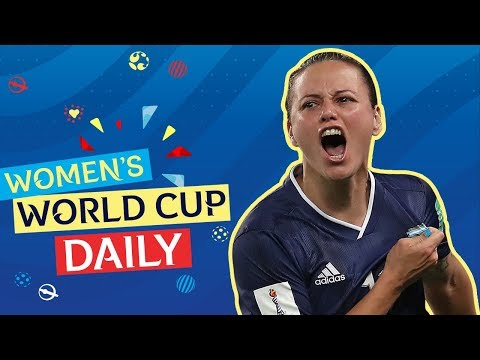 Argentina Stun Scotland In Epic Comeback | Women's World Cup Daily