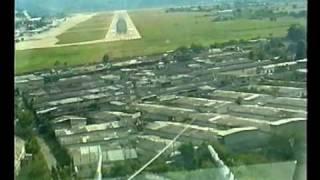 СУ-25 .Из серии 'Без копюр' Предел и посадка в Адлере.