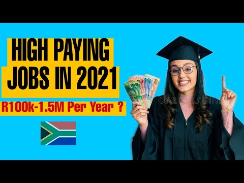 Highest Paying Jobs in South Africa (2021-2022)
