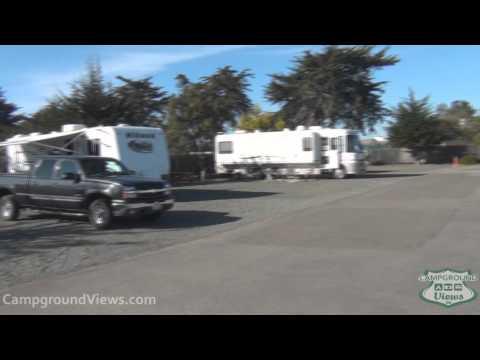 CampgroundViews.com - Morro Strand RV Park in Morro Bay California CA