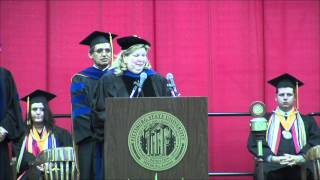 SP 2014 Graduation Ceremony - College of Arts & Sciences