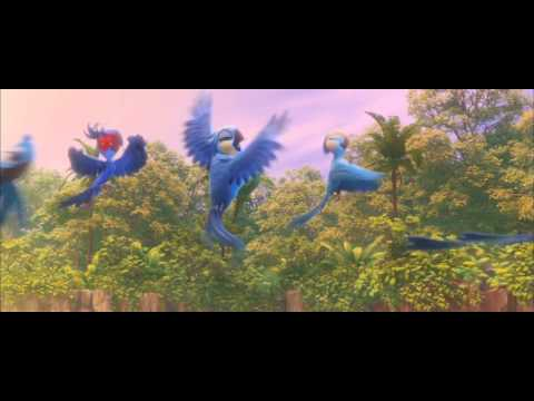 Rio 2 | Beautiful Creatures | Official HD Clip | 2014