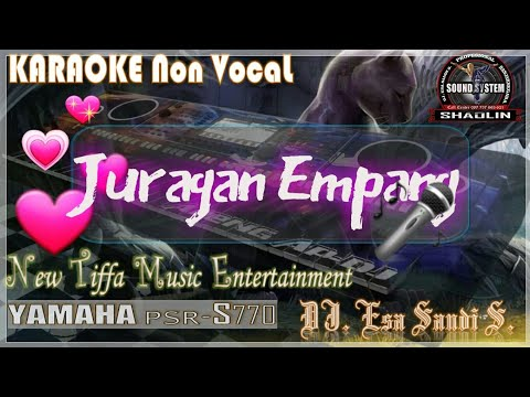 KARAOKE Juragan Empang-Yamaha PSR-S770 (Tiffa Music)