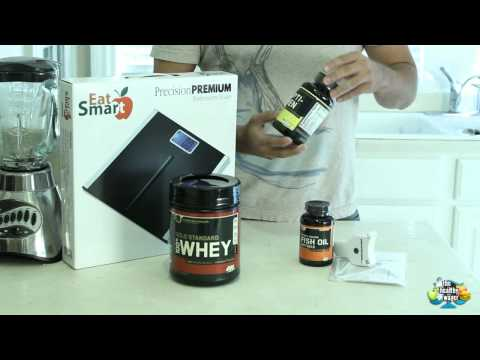 BodyBuilding Supplement Haul & Overview - Optimum Nutrition & More!