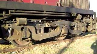 UNBELIEVABLE WHEEL SLIPPING OF ALCO INDIAN RAILWAYS! TRAIN MOVES INCHES AT FULL RPM