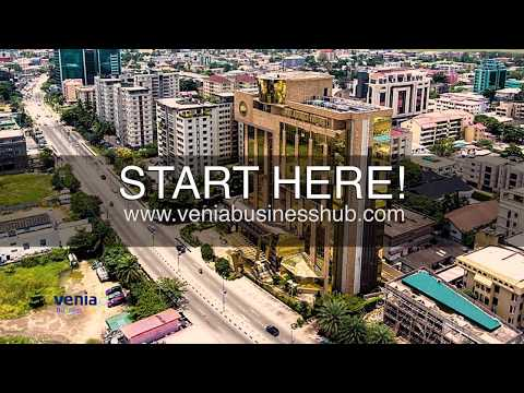 Need an office space in Nigeria? Think Venia!