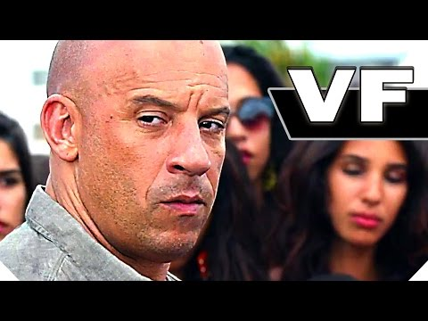 Thumbnail: FAST AND FURIOUS 8 - Bande Annonce VF Officielle (2017)