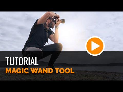 Magic Wand - Tutorial