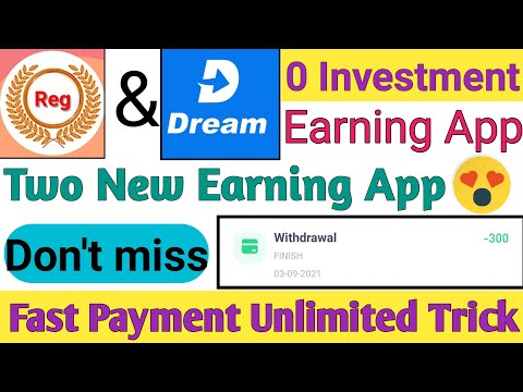 [₹80+] Two new Earning app 2021 🤑/ Dream & Ganges best earning app without investment 🔥// @Gangesapp