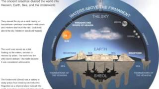Water and the Firmament, Now Evidence Seemingly Appears, April 15, 2016