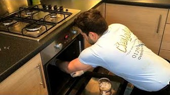 Single Oven cleaning