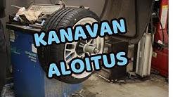 TOYOTA BREVIS - KANAVAN ALOITUS / RENKAAT VANTEILLE