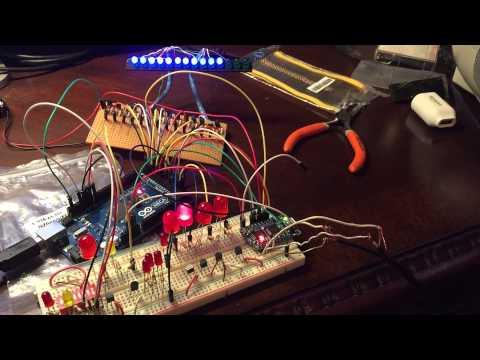Arduino with Adafruit AudioFX interface
