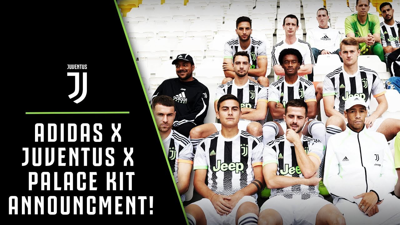 Adidas X Juventus X Palace 4th Kit Available Now Youtube