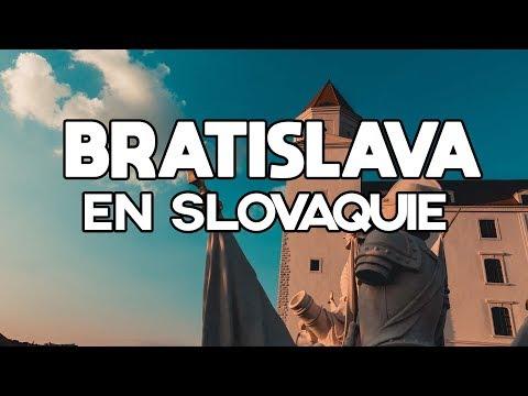 Bratislava, une ville très charmante !