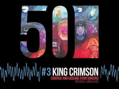 King Crimson - Cadence And Cascade (Four Singers) [50th Anniversary | Previously Unreleased] Mp3