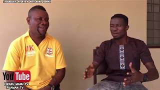 KWAKU MANU MAKES NANA YEBOAH H0T 🔥 ON AGGRESSIVE INTERVIEW 😂