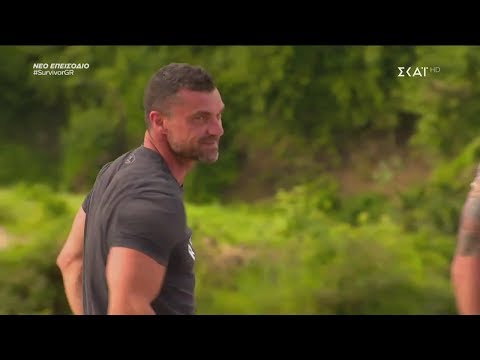 Survivor 2019 | Ο Δημήτρης αποχωρεί με το κεφάλι ψηλά  | 04/02/2019