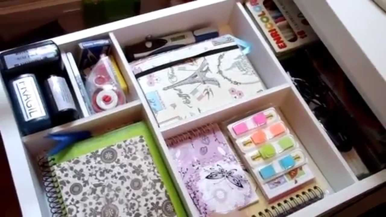 Organizaci n maximiza el espacio de tus cajones con - Organizador cajon oficina ...
