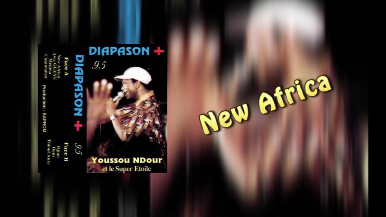 album youssou ndour retro