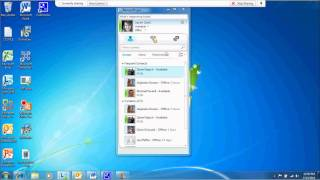 How to Share your Desktop in Outlook 2010