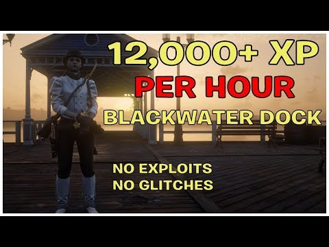 RED DEAD REDEMPTION 2 ONLINE - RANK 280 PLAYER EXPLAINS LEGIT RANK UP METHOD 12,000 XP PER HOUR thumbnail
