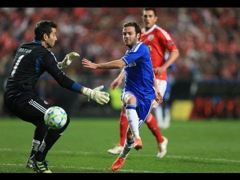 Benfica 0-1 Chelsea: Kalou gives Blues advantage in Champions League Quarter-Final