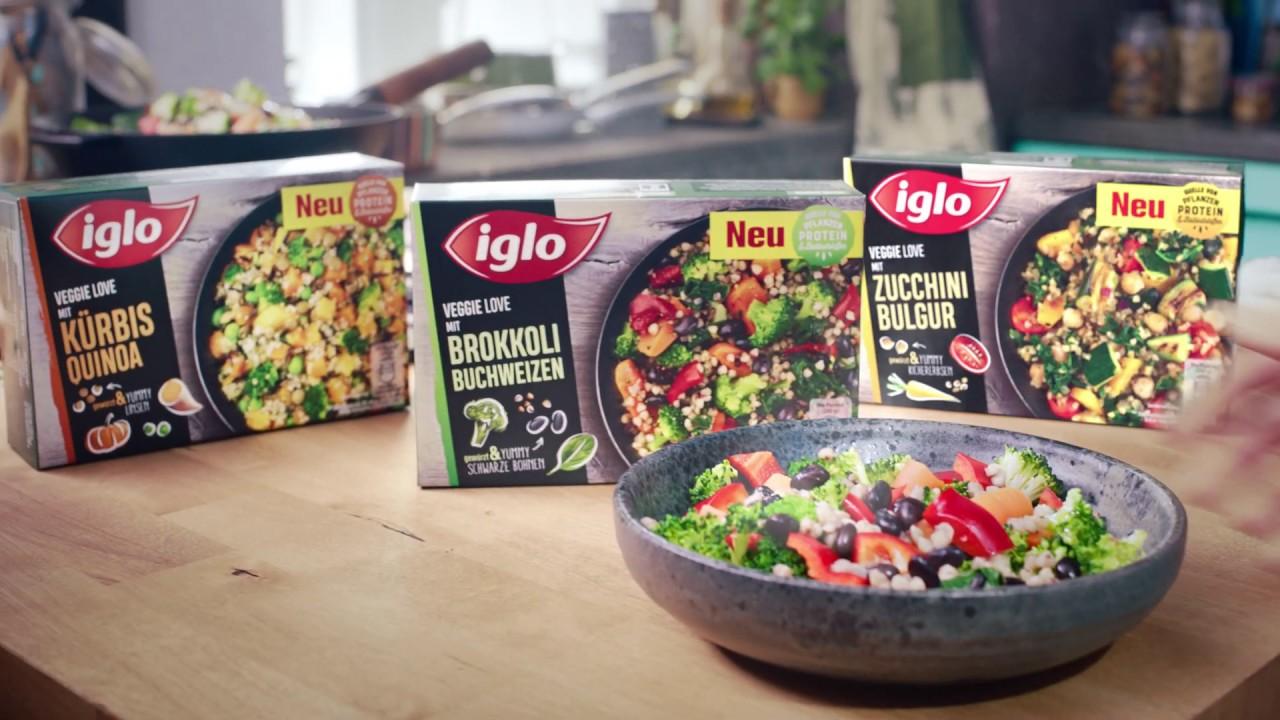 iglo veggie love orient