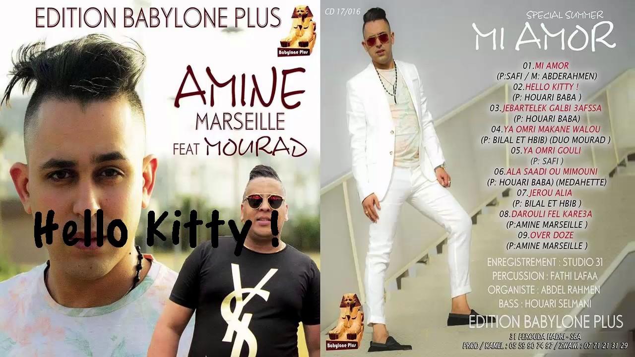 Amine Marseille - Hello Hello - New Album 2016 Babylone Plus - YouTube