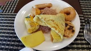 Шведский стол Завтрак Шри-Ланка