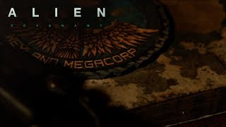 Alien: Covenant | The Secrets of David's Lab: The Engineers | 20th Century FOX