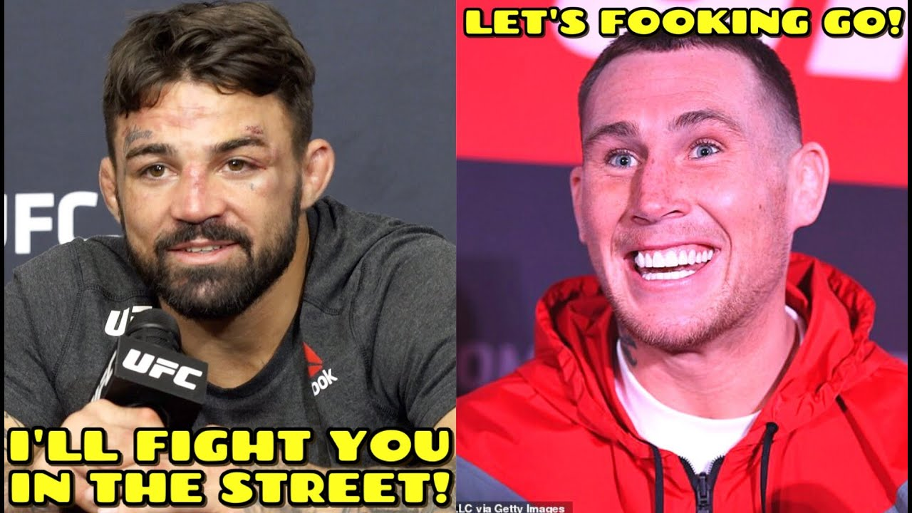 "Mike Perry GOES OFF on Darren Till: ""If I SEE YOU in person I'LL FIGHT YOU!"",  Jorge Masvidal"