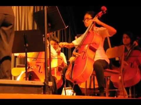 Hotaka Sunset - Columbus Middle School Spring Concert 2012 with Coleen Inocente Apostol