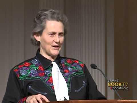 """BTV: Temple Grandin, """"The Autistic Brain"""" - YouTube"""