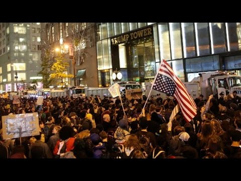 Over 100 NYPD officers now protecting Trump Tower